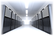 Dedicated servers hosting